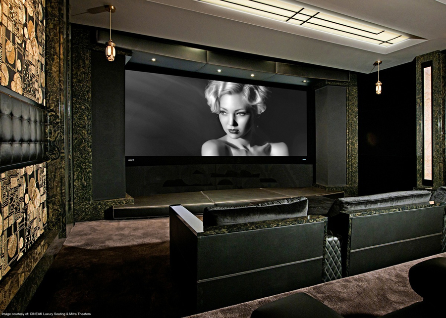What Are the Key Components to a Custom Home Theater?